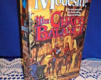 1998 L.. Modesitt Jr. - The Chaos Balance, The NMew Novel in the Bestselling Saga of Recluce