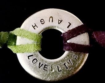 Live.Laugh.Love Bracelet