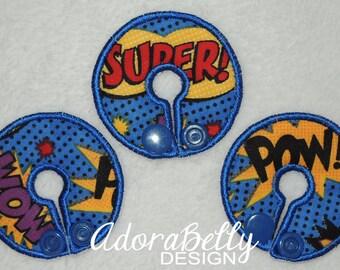 Super Hero Gtube Covers Gtube Pads Wow Pow Marvel