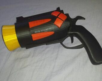 Harley Quinn cork gun - cosplay weapon
