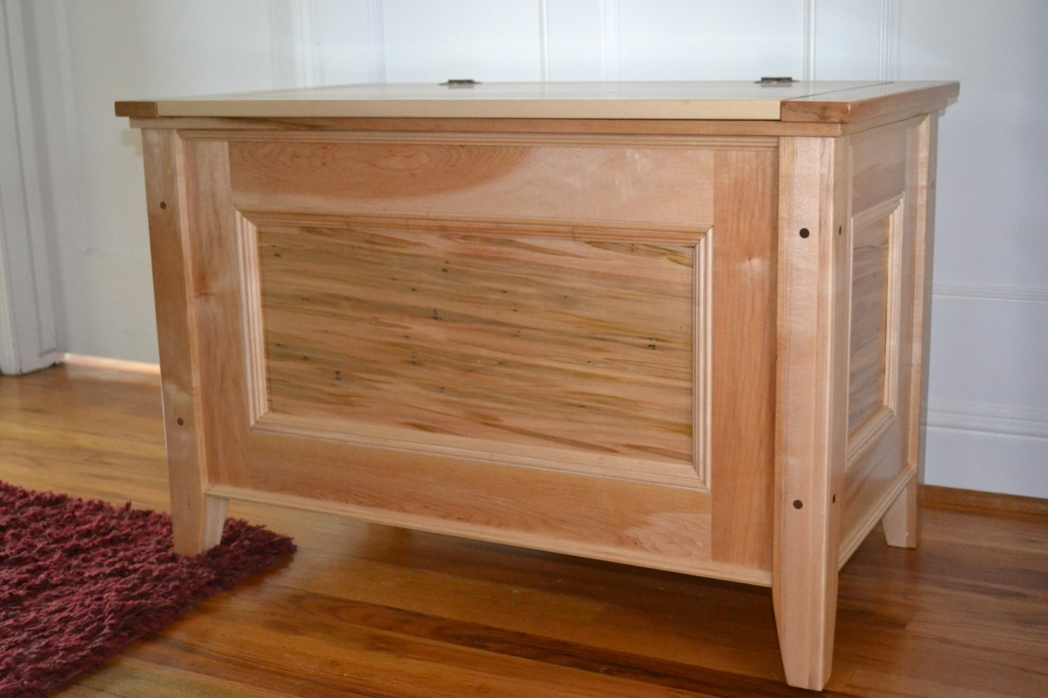 Hand Made Cedar Chest Coffee Table