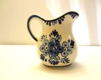 DAIC Delft Blue milk, water pitcher