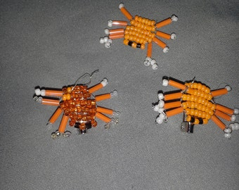 Beaded Sea Creatures