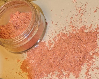 Pink Peonie Mineral Eyeshadow -- Cruelty-Free, Vegan, All-Natural Mineral Makeup - Pink Eyeshadow