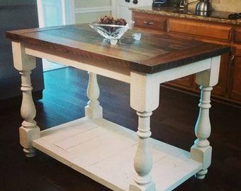Kitchen  farmhouse Island