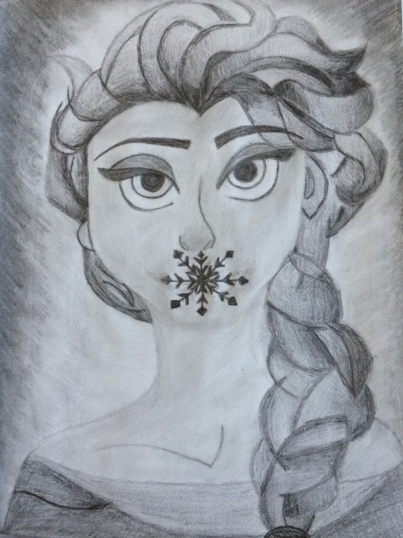 Gallery For gt Pencil Drawings Of Disney Characters