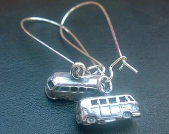 VW Splitscreen Bus Earrings