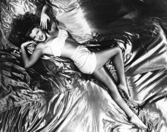 Rita Hayworth Iconic Poster Art Photo 11x14