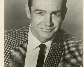 Sean Connery Original Vintage Hollywood Photo 8x10
