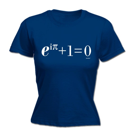 Equation Fitted T-shirt - Funny Slogan tee tshirt gift mathematics ...