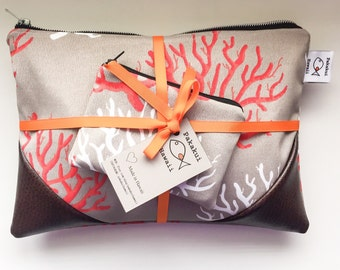 Made in Hawaii Clutch & Coin Purse - Waikoloa Design