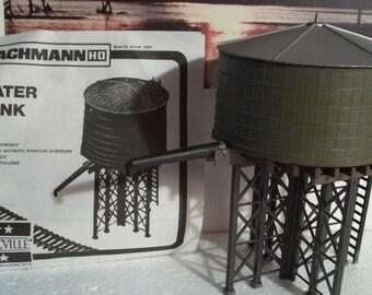 Bachmann HO Water Tank.