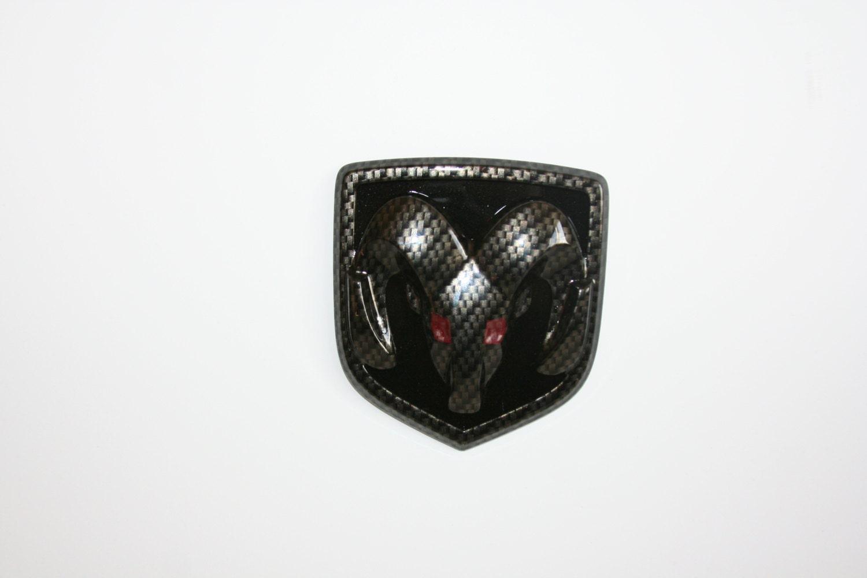 Aftermarket Ram Emblems >> Dodge ram emblem custom
