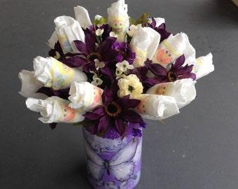 Diaper Bouquet (CUSTOM)