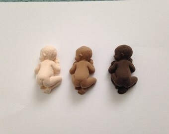Airdry clay baby.
