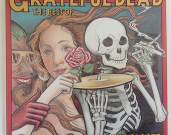 Skeletons from the Closet: The Best of Grateful Dead Vinyl Record LP