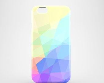 Spectrum phone case / Bright iPhone 7 case / rainbow phone case /  iPhone 7 Plus / iPhone 6s / iPhone 5S, Se / Samsung Galaxy S6 / S5