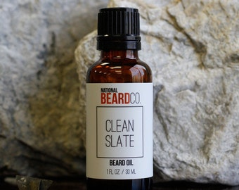 Organic Clean Slate Beard Oil