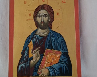 """Jesus Christ """"Pantocrator"""" / The Ruller of all"""