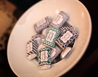 Mini Candy Wrappers - Ramadan Mubarak {Istanbul Collection} Printable File