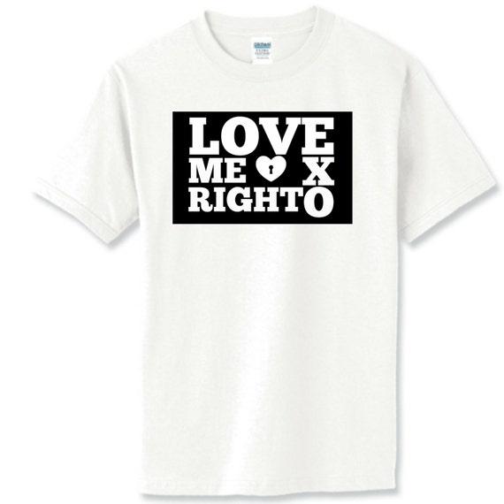 exo love me right shirt