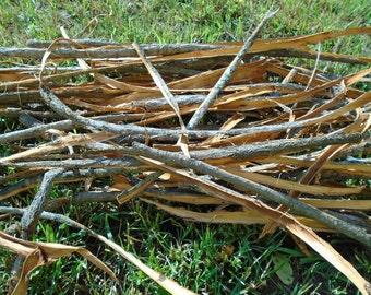 Diamond Willow Bark Strips