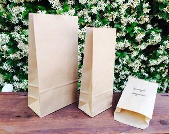 kraft paper Bags 10