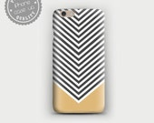 Gold iPhone 6 Case, iPhone 6 plus case, Stripes iPhone 5s Case, iPhone 5c Case, Stripes iPhone Cases, Gold Stripes Case, iPhone 4s case