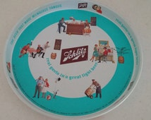 Popular Items For Schlitz Beer On Etsy