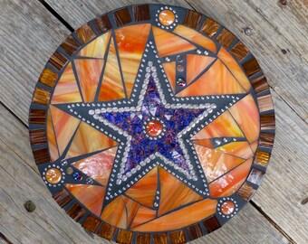 Orange Star Stepping Stone