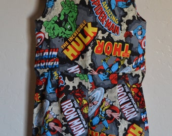 Boys Aghust jumper Marvel Super Heroes