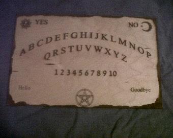 Ouija Style Spirit Board / Talking Board
