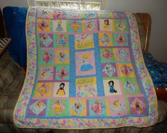 Custom Baby, Throw, or Wall Hanging Quilts
