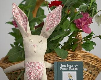 SALE!--20% off--Pocket Pals, Flopsy Bunny