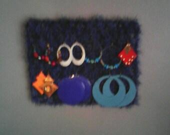 earrings frame holder
