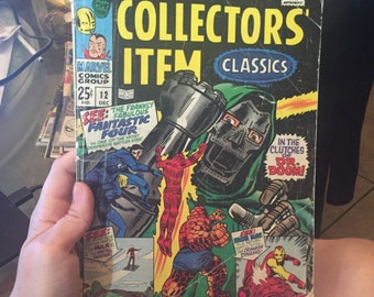 Marvel Collector's Item Classics 12 Dec.
