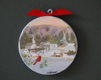 Ephraim Christmas Door County, Wisconsin