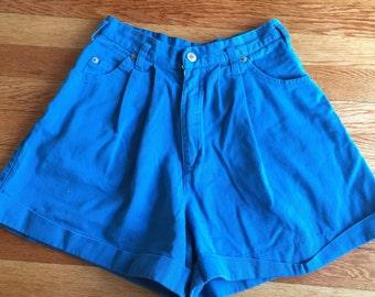 Basic Edition High-waisted Shorts