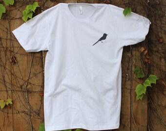 Women's Simple Bird T-Shirt