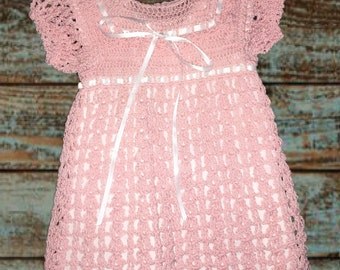Beautiful and Dainty Baby Girl Special Occasion Dress