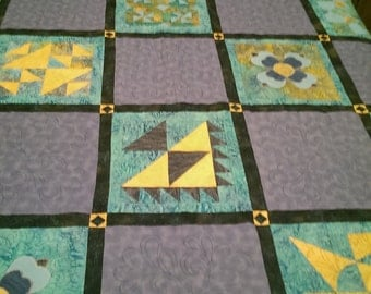 Spring Aglow Quilt