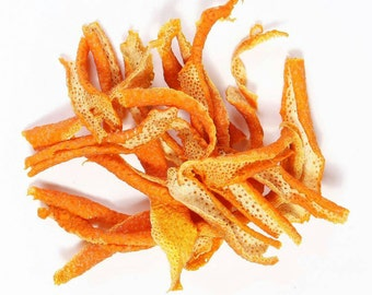 Dried orange peels 3oz