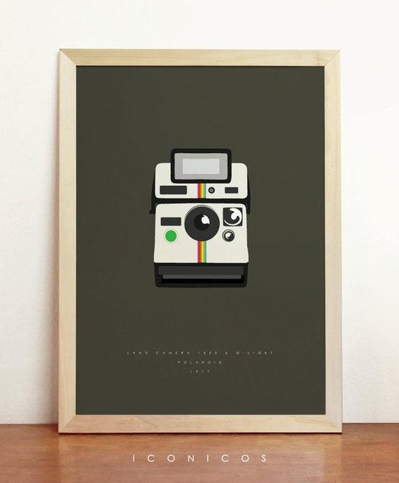 Items Similar To Polaroid Print 8x10 – Jerusalem House