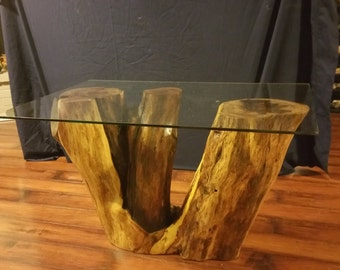 Rustic Mesquite Coffee/End Table