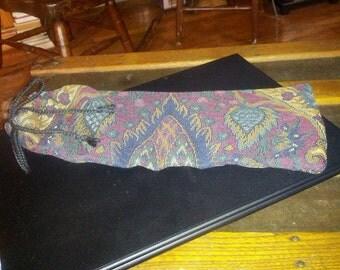 Handcrafted Mystical Tarot Bag