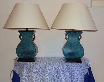 Vvintage Hallmark lamps
