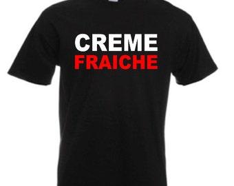 Creme Fraiche Mens/Adults Novelty Tshirt - Gift/Fancy Dress/Party Randy Marsh South Park