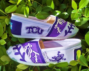 TCU Shoes