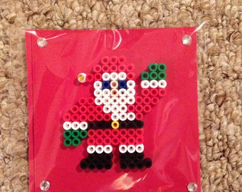 Christmas Bead Cards