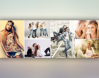Facebook Timeline Cover Template | Photography Facebook Timeline FB003